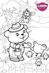 Master Art Bear
