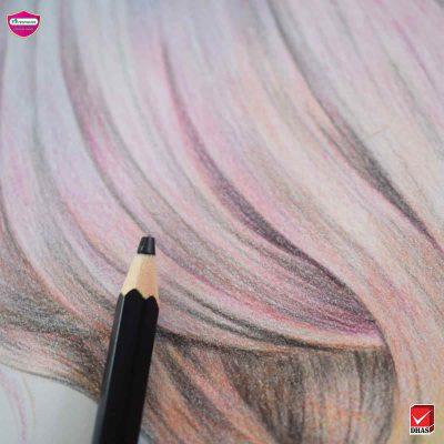 Master Art สีไม้ Hair Colour