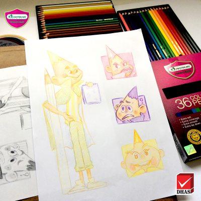 Master Art Colour Pencil