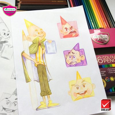 Master Art Colour Pencil