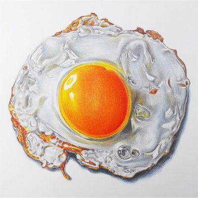 Master art เทคนิคสีไม้ ไข่ดาว