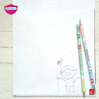 Master Art ดินสอดำ Doodle